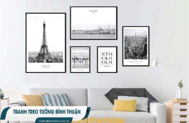 Top +7 cửa hàng tranh treo tường uy tín tại Bình Thuận