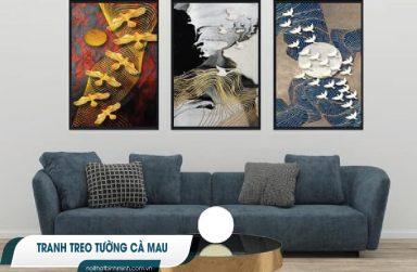 Top +8 cửa hàng tranh treo tường đẹp tại Cà Mau.