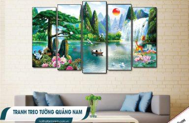 Top 10 cửa hàng tranh treo tường giá rẻ tại Quảng Nam