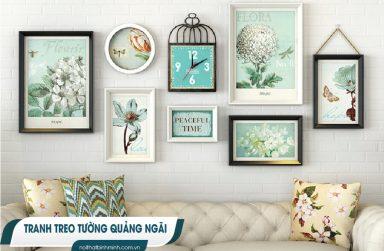 Top 7 cửa hàng bán tranh treo tường đẹp tại Quảng Ngãi