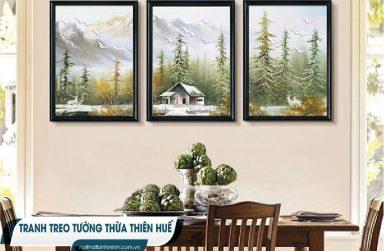 10 cửa hàng bán tranh treo tường giá rẻ tại Huế