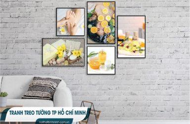 Top 5 cửa hàng bán tranh treo tường đẹp, giá rẻ tại tp Hồ Chí Minh