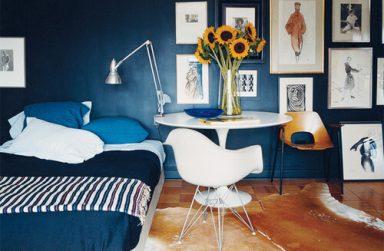Tuyệt chiêu chọn giấy dán tường phù hợp với căn hộ