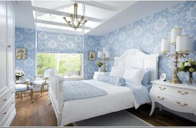 Ý tưởng make up cho nhà bạn bằng giấy dán tường Đà Nẵng